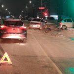 В Кирове пьяный водитель «ВАЗа» спровоцировал тройное ДТП