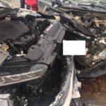 В результате ДТП в Котельничском районе госпитализированы три человека