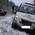 В результате ДТП в Омутнинском районе пострадали четыре человека