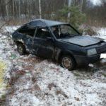 В Оричевском районе в результате ДТП пострадали три человека