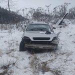 В Свечинском районе пьяный водитель на «Опеле» опрокинулся в кювет