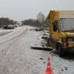 В результате аварии в Юрьянском районе пострадали 6 человек
