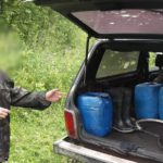 В Кирове задержаны подозреваемые в краже более 350 литров дизельного топлива из баков локомотива грузового поезда