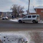 В Малмыже женщина-водитель «Джили» сбила пешехода