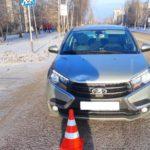 В Вятских Полянах сбили женщину на пешеходном переходе