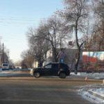 В Котельниче женщина-водитель «Рено» сбила пенсионерку на пешеходном переходе