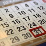 В Кировской области 31 декабря будет выходным днем