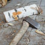 В Юрьянском районе женщина жестоко избила свою соседку поленом