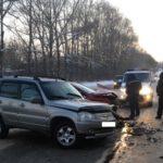 В Кировской области за прошедшие сутки произошло два ДТП