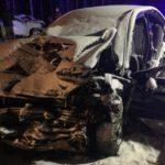 В страшной аварии в Кирово-Чепецком районе погибли три человека