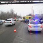 В Кирове в результате массового ДТП пострадали три человека