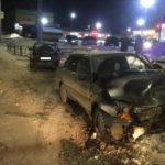 В Кирове в результате ДТП пострадали три человека