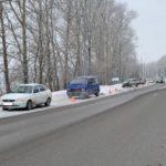 В Кирове в результате массового ДТП пострадал один человек