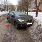 В Кирове водитель «Рено» сбил 71-летнюю женщину: пенсионерка госпитализирована