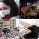 Итоги недели: коронавирус, гибель сотрудников полиции в ДТП и отрицание властями «мусорного коллапса» в Кировской области