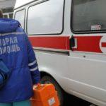 В Слободском районе из окна четвертого этажа выпала девушка