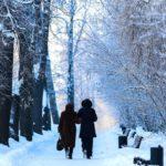 Жителей Кировской области ожидают относительно теплые и снежные выходные