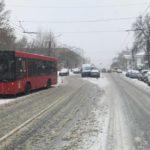 В Кирове в тройном ДТП с автобусом пострадали два человека