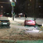 В Кирове в ДТП пострадала 22-летняя девушка
