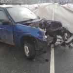 В Слободском районе в результате столкновения «ВАЗа» и «Фольксвагена» пострадали два человека