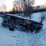 В Верхошижемском районе в ДТП погиб мужчина