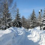 Переменная облачность и -18°С днем: погода в Кировской области на среду, 17 февраля