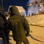 После пожара, в котором погибли 5 человек, в Кирове ввели особый противопожарный режим
