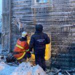 В Кирове по факту пожара, в результате которого погибли четверо детей, возбуждено уголовное дело